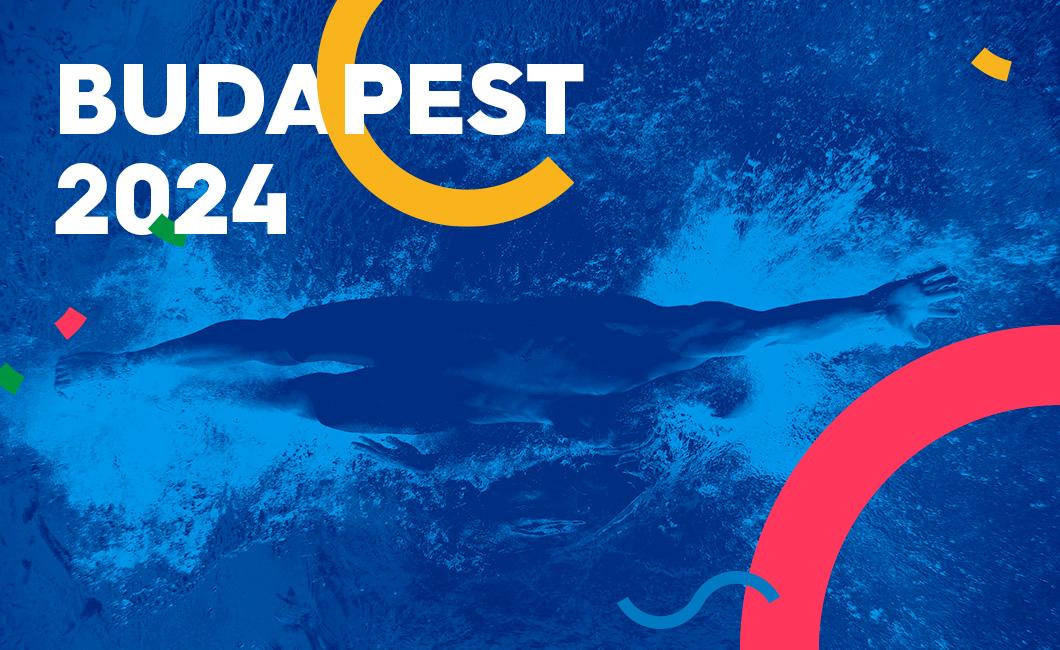 Graphasel Design Studio - Budapest 2024 Olympics Bid Logo - Branding