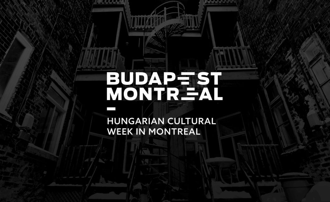 Graphasel Design Studio - BUDAPEST IN MONTREAL - Branding Online Print