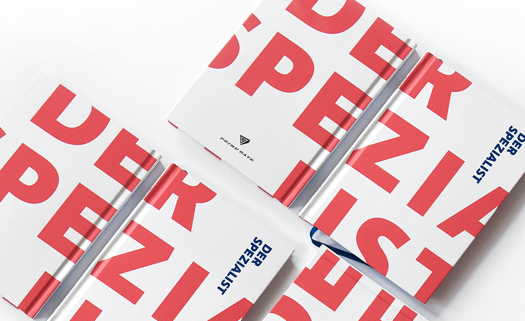 Graphasel Design Studio - Der Spezialist – Diary - Print