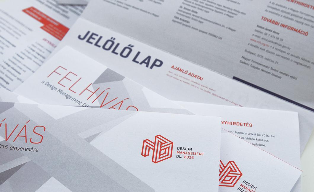 Graphasel Design Studio - Design Management Award - Branding Print
