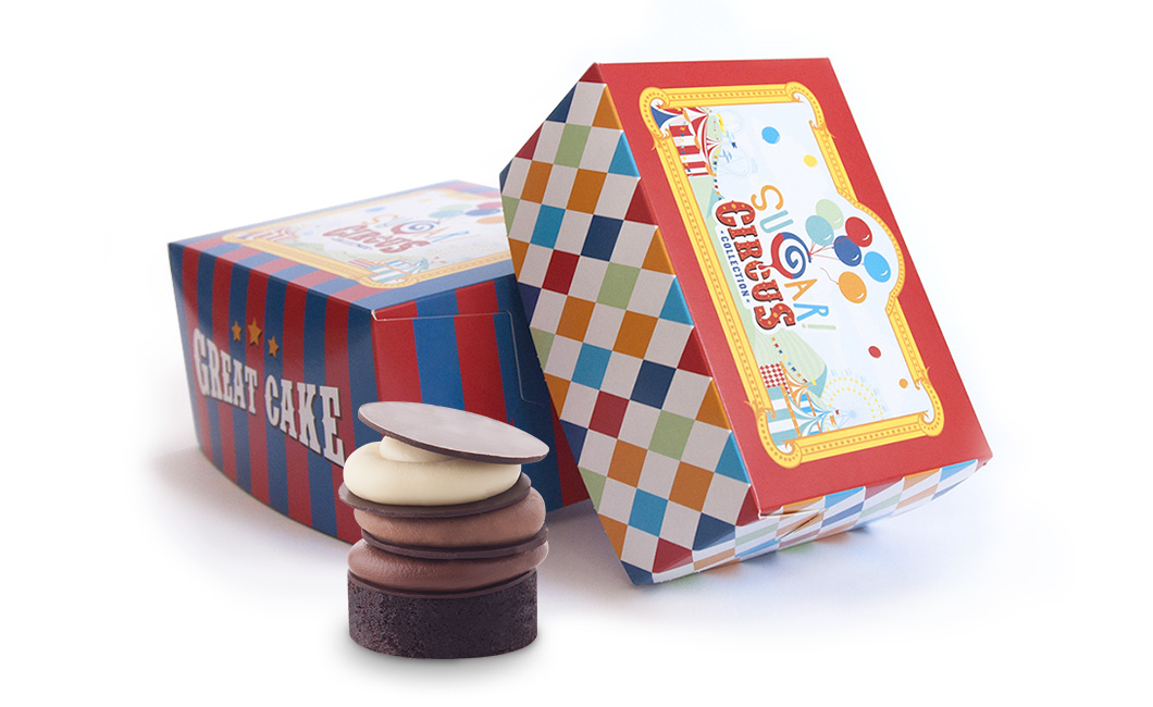 Graphasel Design Studio - Sugar! Circus Collection - Packaging