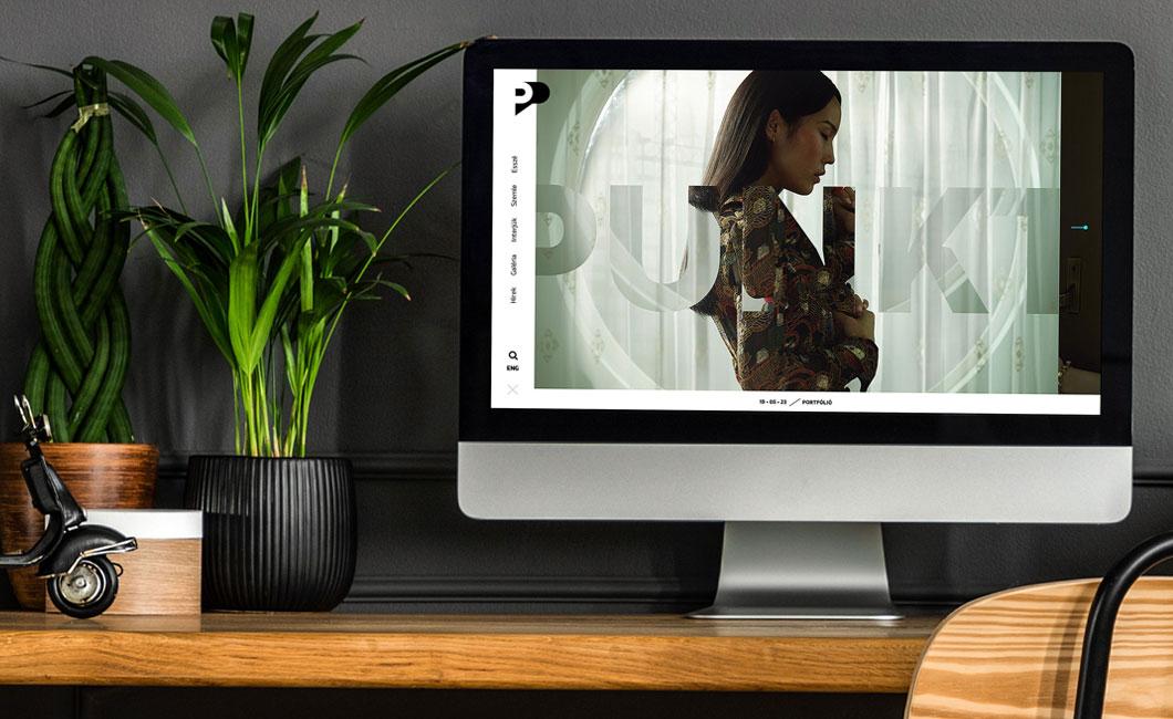 Graphasel Design Studio - Punkt online magazine - Branding Online